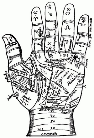 Hand and Palm Analysis Pic