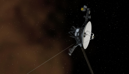 Voyager 1 & 2 Probes